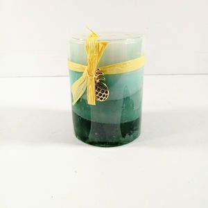 Bali Sands Scented 3 x 4 in. Pillar Candle New